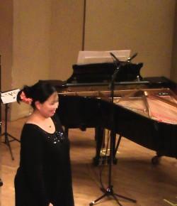 'Verklärte Faune' framfört av Lei Feng Johansson @Stenhammar nu!