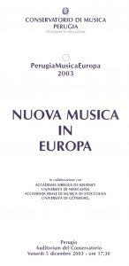 Perugia 2003 (fram) ver1
