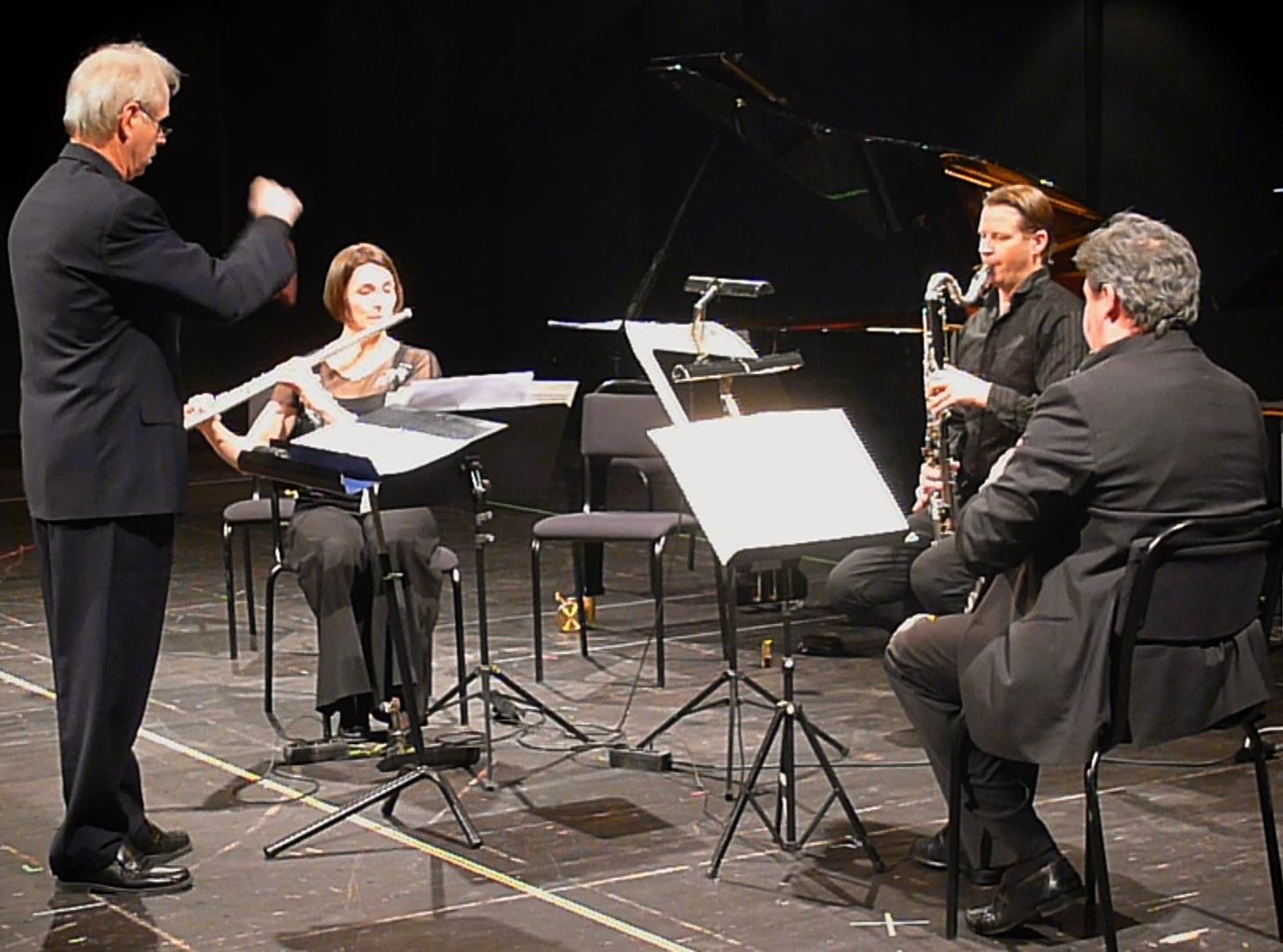 'Trialogue I' performed @MidVinterMusik Festivalen