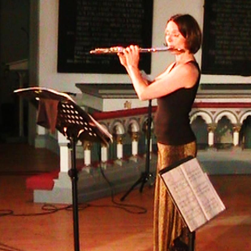 'Di là dal fiume e tra gli alberi' framfört av Ann Elkjär @Kalvfestivalen