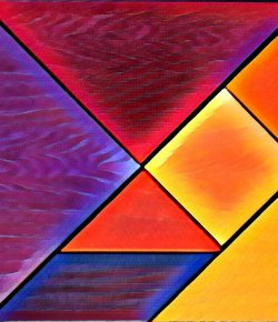 Tangram [Solution #1]