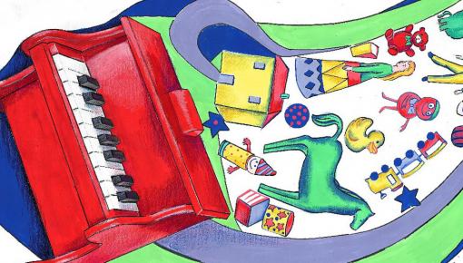 'Oceans of Time' uruppförs @Music as play festival 2019 – Italien
