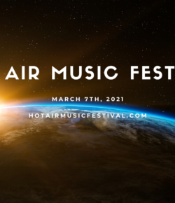 'Oceans of Time' @Hot Air Music Festival – San Francisco